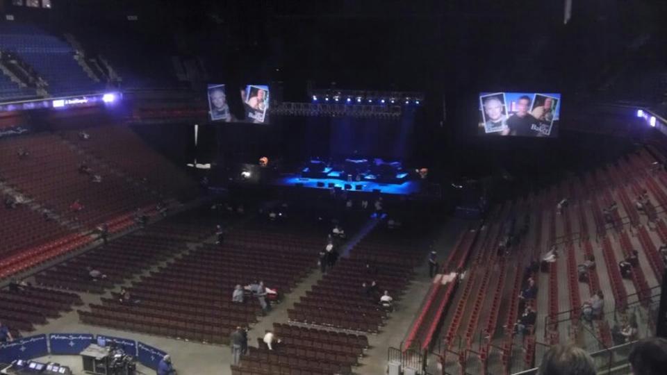 Mohegan Sun Arena Section 110 Concert Seating - RateYourSeats
