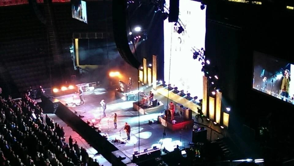 Prudential Center Section 112 Concert Seating - RateYourSeats
