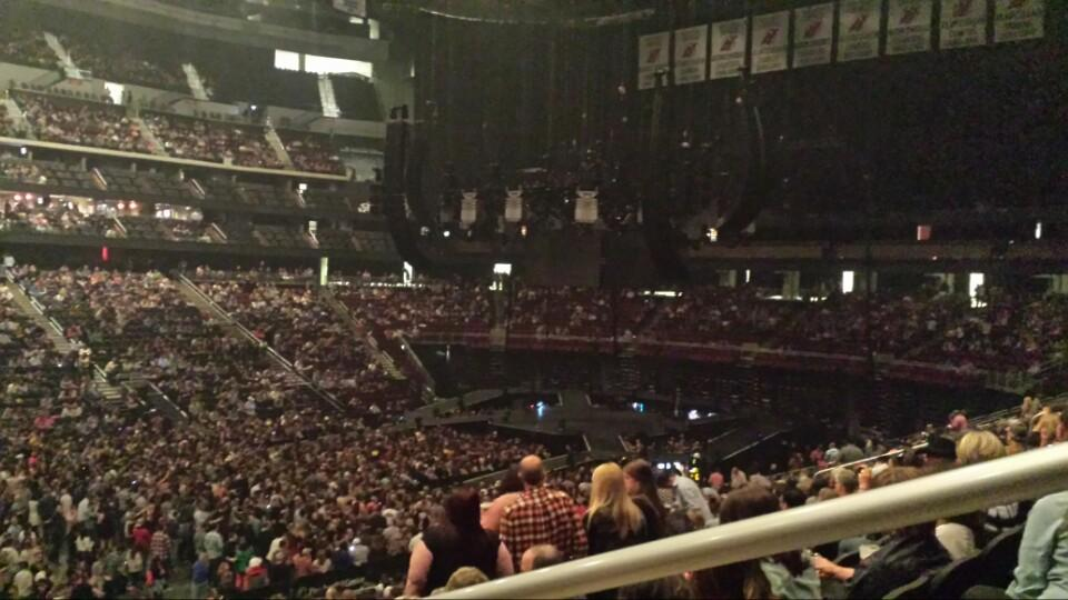Prudential Center Section 7 Concert Seating - RateYourSeats