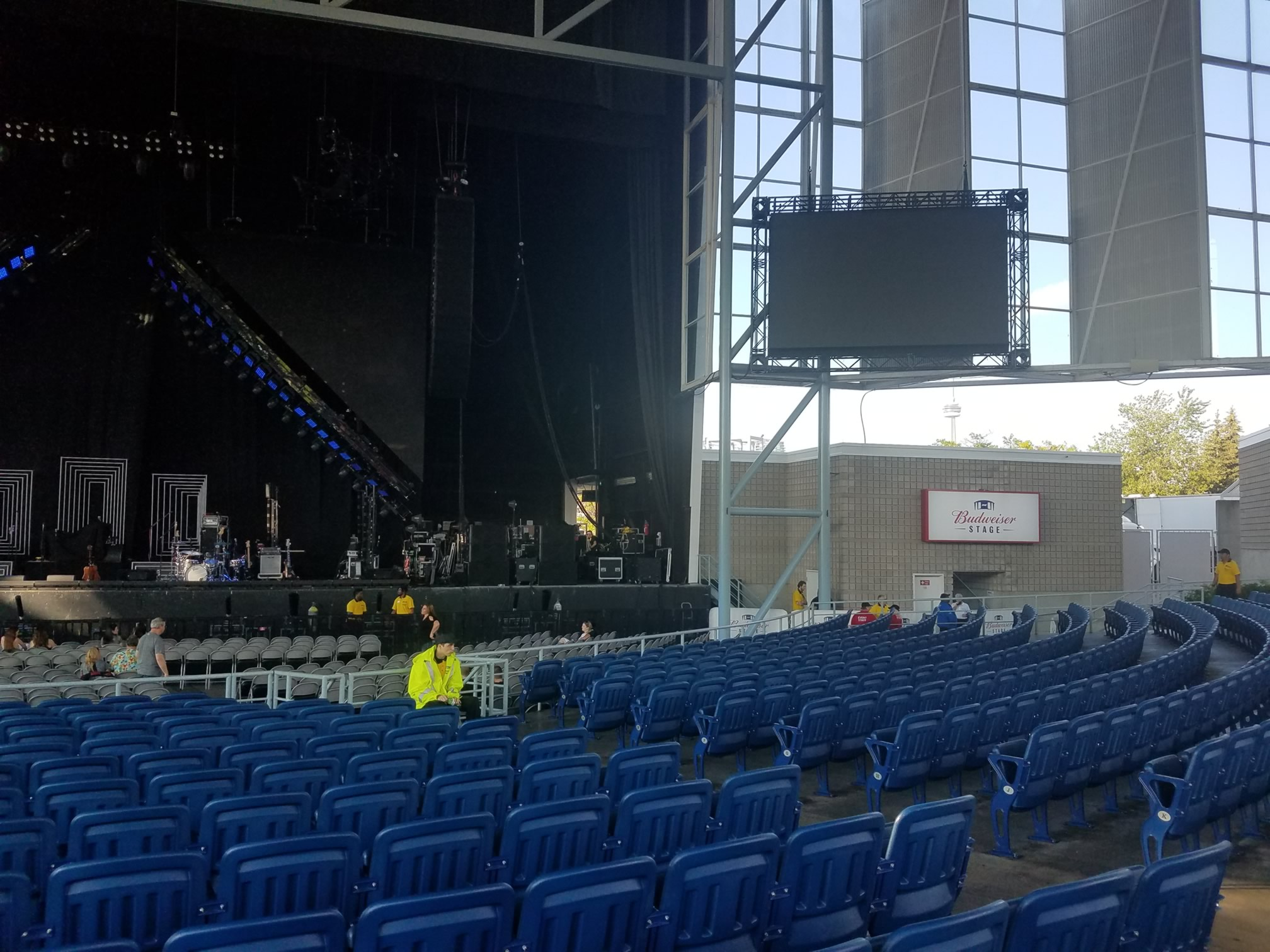 Budweiser Stage Seating Guide Rateyourseatscom