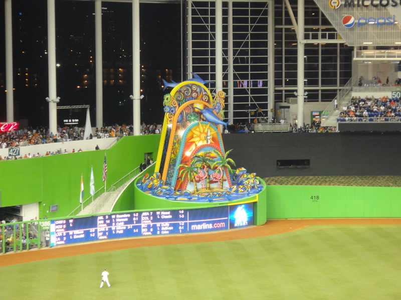 Miami Marlins Seating Guide - Marlins Park - RateYourSeats
