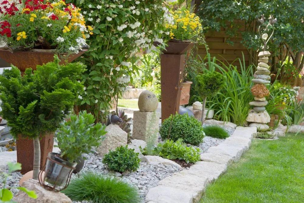 gartenideen pflegeleicht [hwsc.us] - Haus Und Garten Ideen