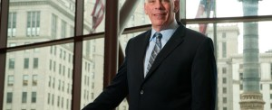 Larry Miller, president of Global Cleveland - Photo © Bob Perkoski, www.Perkoski.com