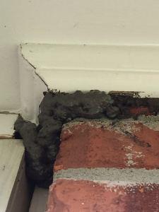 Cracks at Corners