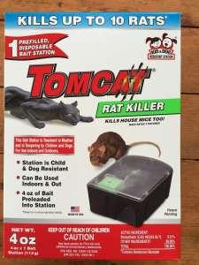 Tomcat Rat Poison