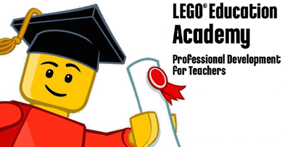 "Certificado en ""LEGO Education Academy"""