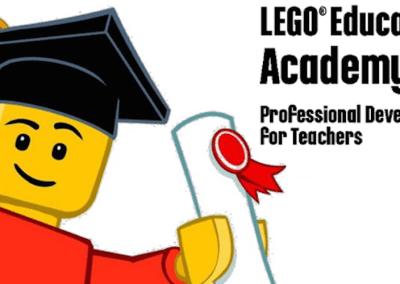 """Certificado en """"LEGO Education Academy"""""""