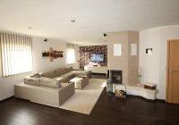 Ein Wohnzimmer mit Kamin gestalten | RAUMAX