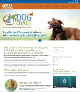 Dog Coach