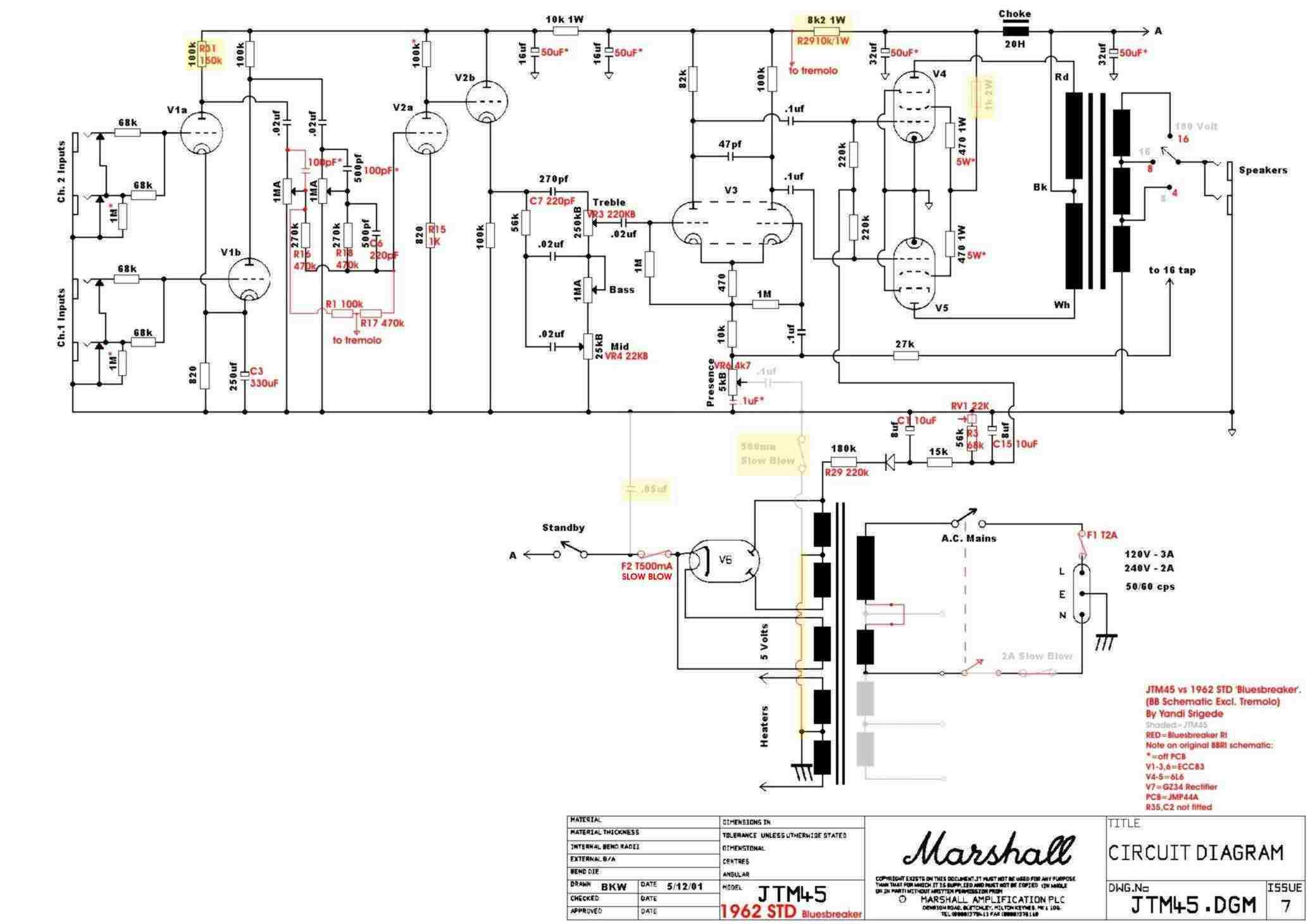 mercury magnetics transformer wiring diagram