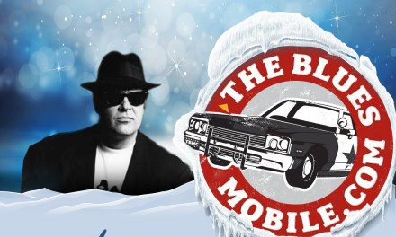 THE BLUESMOBILE: Holiday Blues