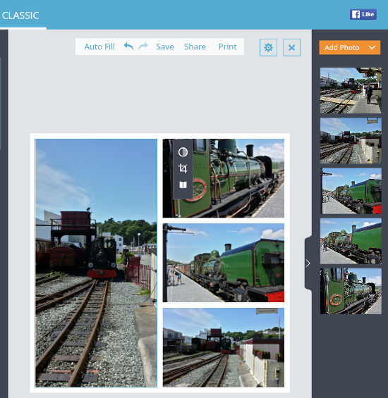 Turn photos into collages in your browser with FotoJet