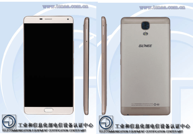 Gionee GN8001