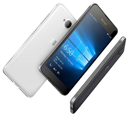 Microsoft Lumia 650 and Lumia 650 Dual SIM