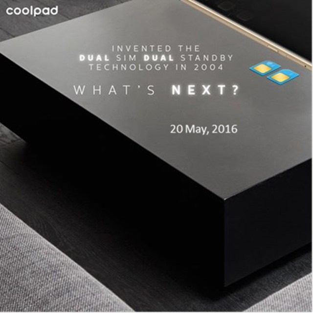 Coolpad Max launch teaser