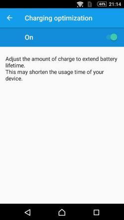 slow charging