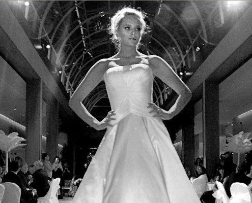 Putney fashion show by Epsom Photography.