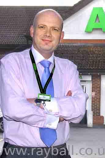Corporate portrait Burgh Heath, Surrey