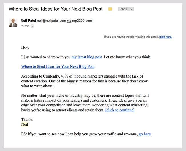 Sample Email Marketing - Resume Template Sample