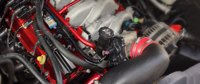 Vortec 8100 81L Chevy GM Performance Parts - GEN 7 Big Block