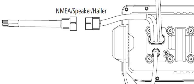 RAYMARINE NMEA 0183 CABLE WIRING DIAGRAM - Auto Electrical Wiring