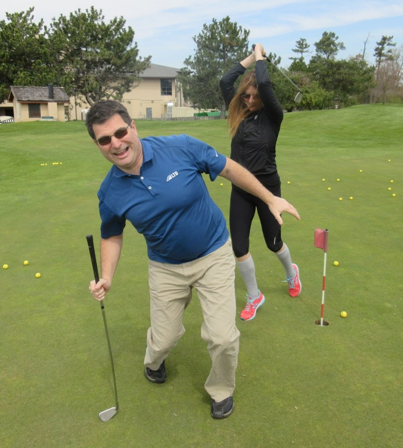 raymi golf stroke Marcus
