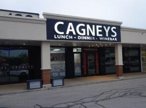 Cagnye's in Streetsville