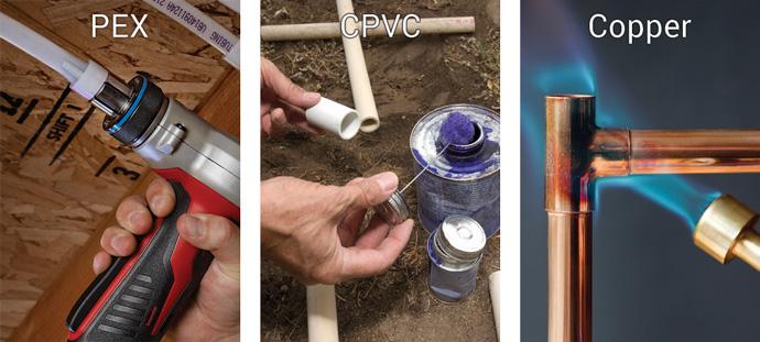 Cpvc vs pvc pipe acpfoto for Cpvc vs copper