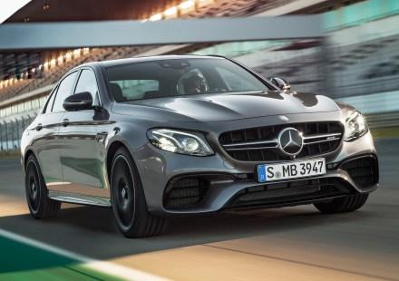 Mercedes-AMG E 63 S, W 213, 2016 // Mercedes-AMG E 63 S, W 213,