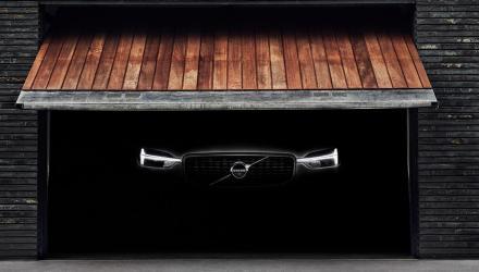 2017 Volvo XC60 Teaser