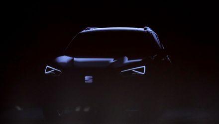 2017 SEAT SUV 7 lugares teaser