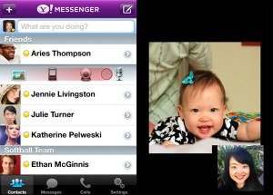 yahoo messenger ios update 300x215 Yahoo Messenger 2.0 for iOs: FAIL!