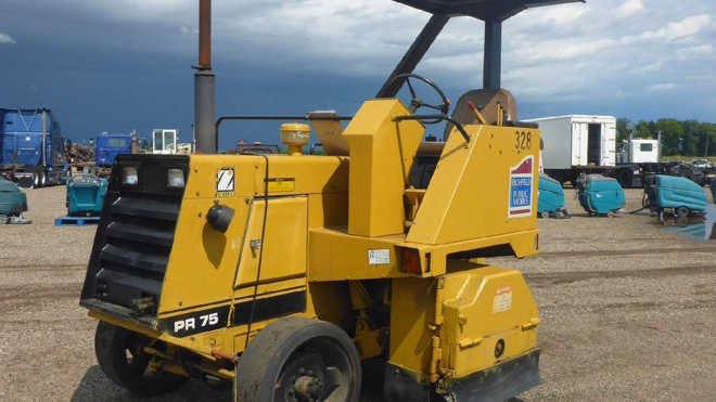 New and used asphalt  concrete equipment for sale Ritchie Bros - asphalting machine