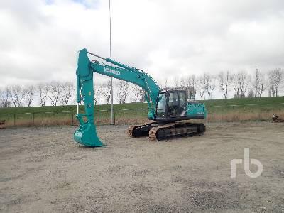 Kobelco SK210 LC Hydraulic Excavator Specs  Dimensions  RitchieSpecs