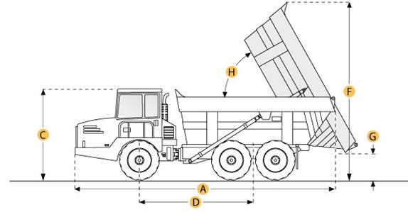 dump truck engine diagram