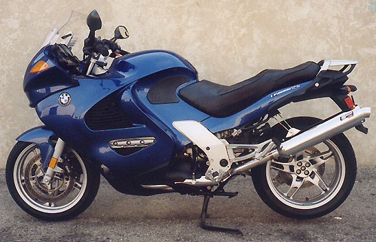 Tran Held - Downloads BMW K1200RS, GT  LT 1998-2008 (Clymer Color