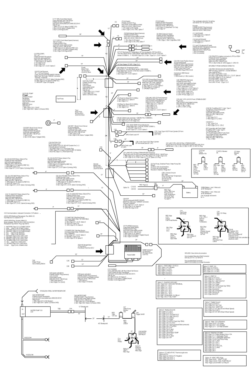 meritor wiring diagram
