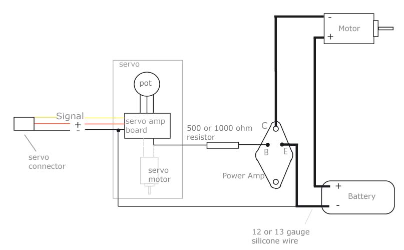 Wiring Diagram For A Small Rc Airplane Wiring Diagram