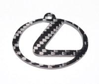 Carbon Fiber Specialties 3K Twill Weave Carbon Fiber Lexus ...