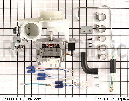 GE Potscrubber 650 leaking - Appliance Repair Forum - Free Service