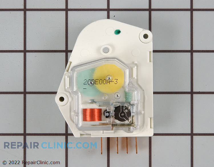 Defrost Timer WP68233-3 RepairClinic