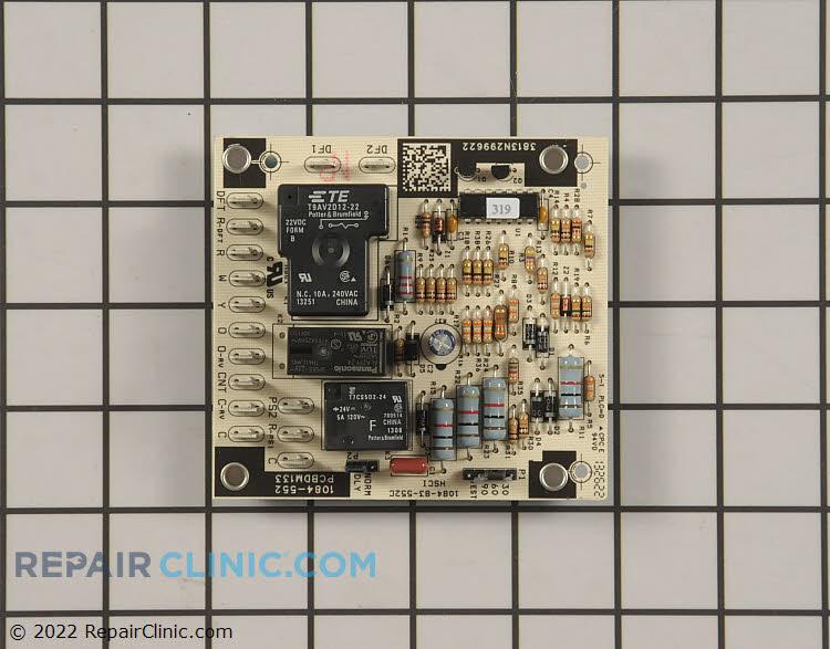 Defrost Control Board PCBDM133S RepairClinic