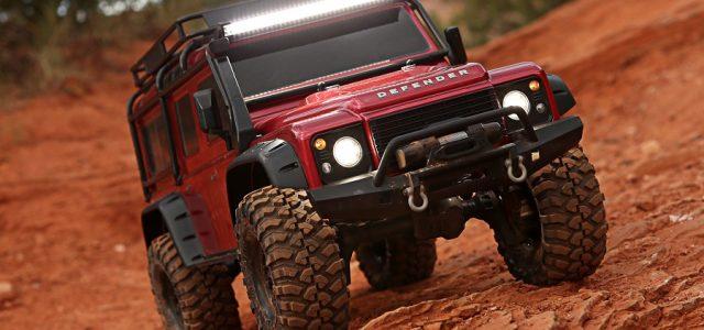 Traxxas TRX-4 Light Kits - RC Car Action