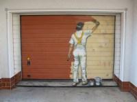 Painting Garage Doors - RC Garage Door Repair , Brooklyn