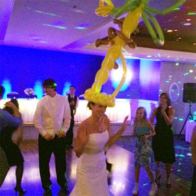Bride-Dance Leader
