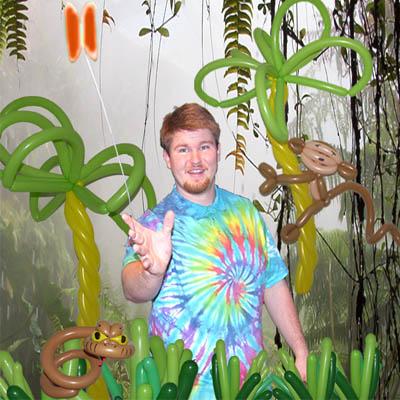 Ryan in the Jungle