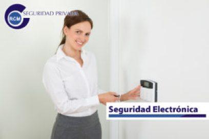 SEGURIDAD ELECTRONICA