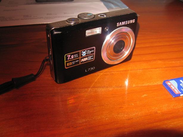 Samsung L730 Camera Driver Download