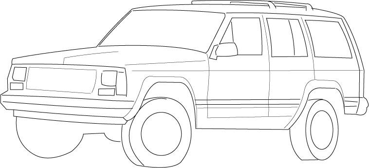 94 jeep grand cherokee ledningsdiagram