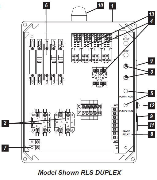 Wiring Diagram Septic Tank Control Wiring Diagram Library